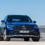 Mercedes Benz AMG GLC 43 4Matic 2021 Lộ Diện