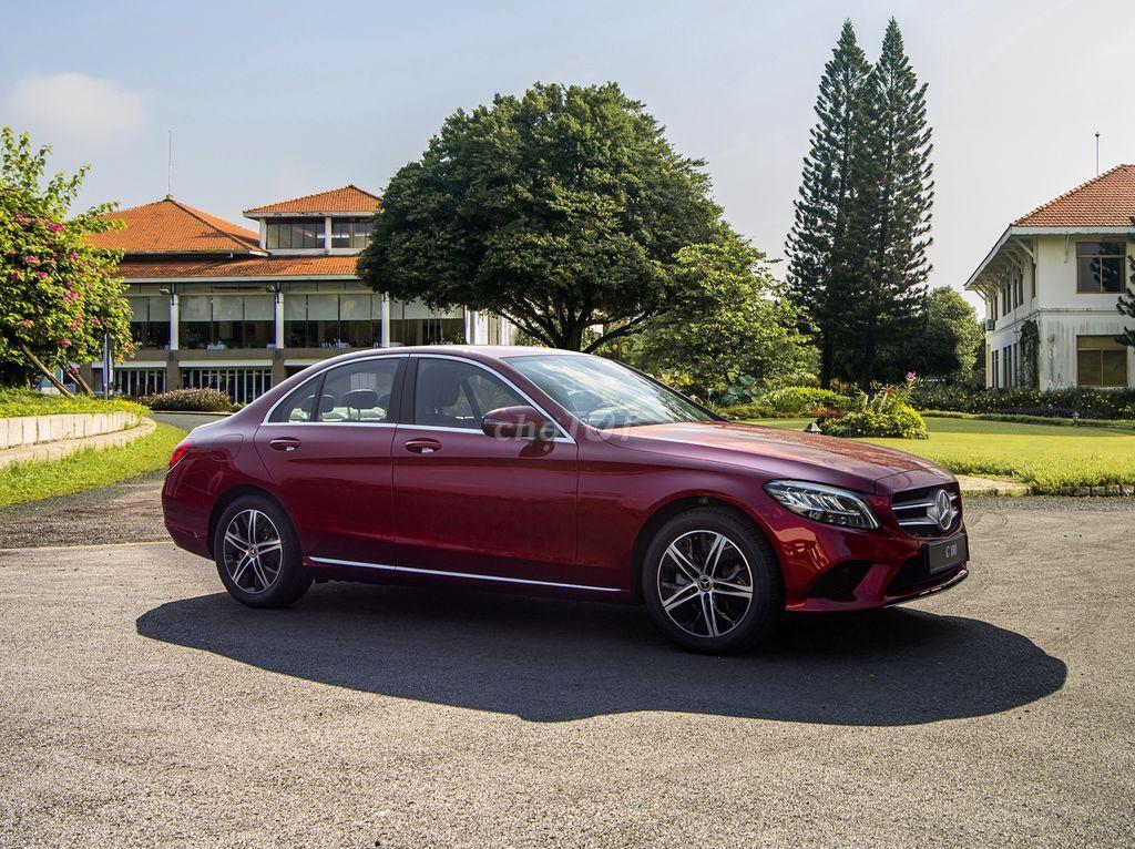 Mercedes C180 2021
