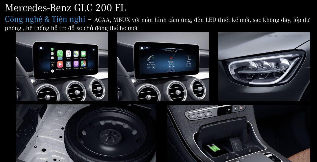 GLC 200 2020
